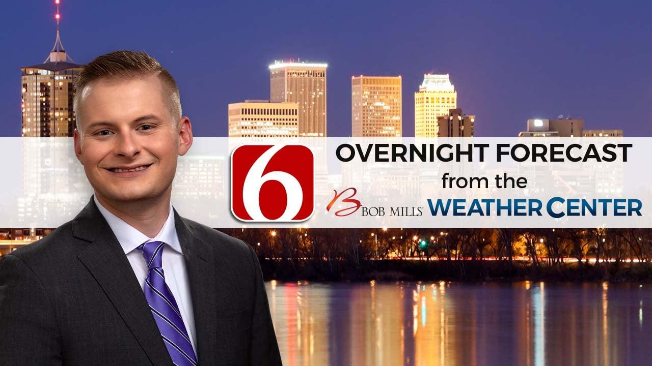 Monday Forecast With Sawyer Wells