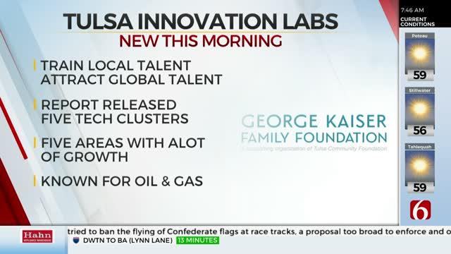 George Kaiser Family Foundation Commits $50 Million To Turn Tulsa Into Tech-Hub