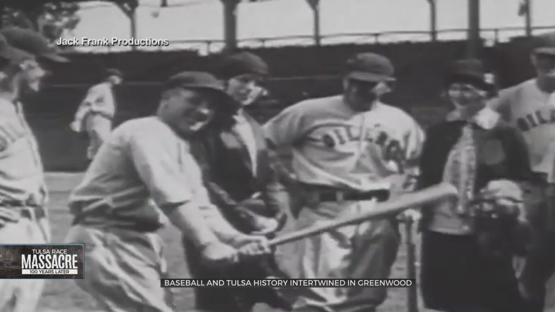 Baseball & Tulsa History Intertwined In Greenwood