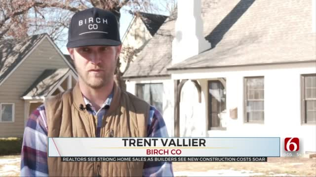 Oklahoma Real Estate Market Booming, Builders See New Construction Costs Soar