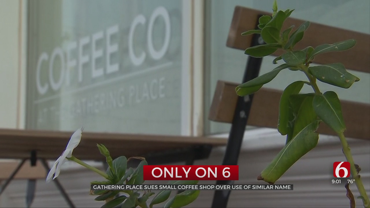 Gathering Place Sues Small Coffee Shop In Shawnee Over Name Rights