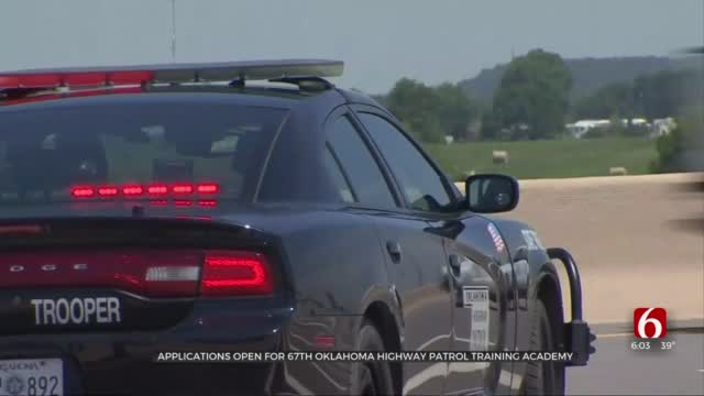 Oklahoma Highway Patrol Accepting Applications For 67th Training Academy