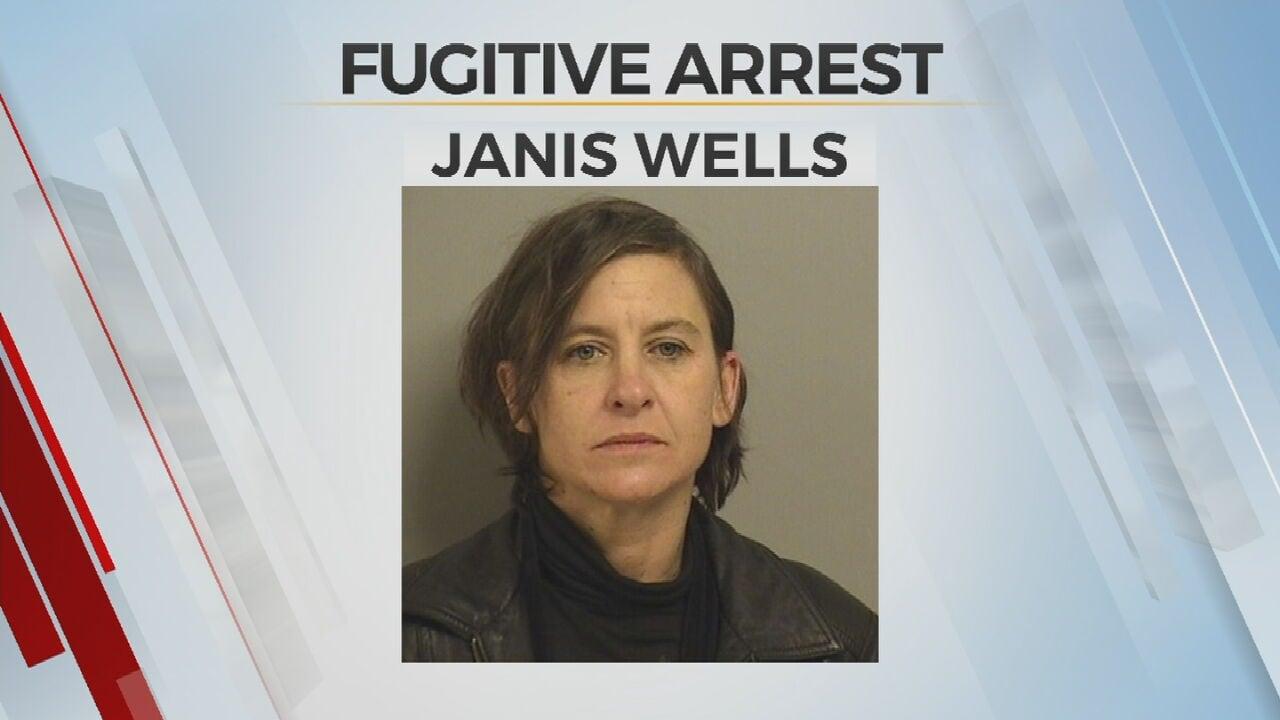 Tulsa Police Arrest Woman Connected To Multiple Burglaries