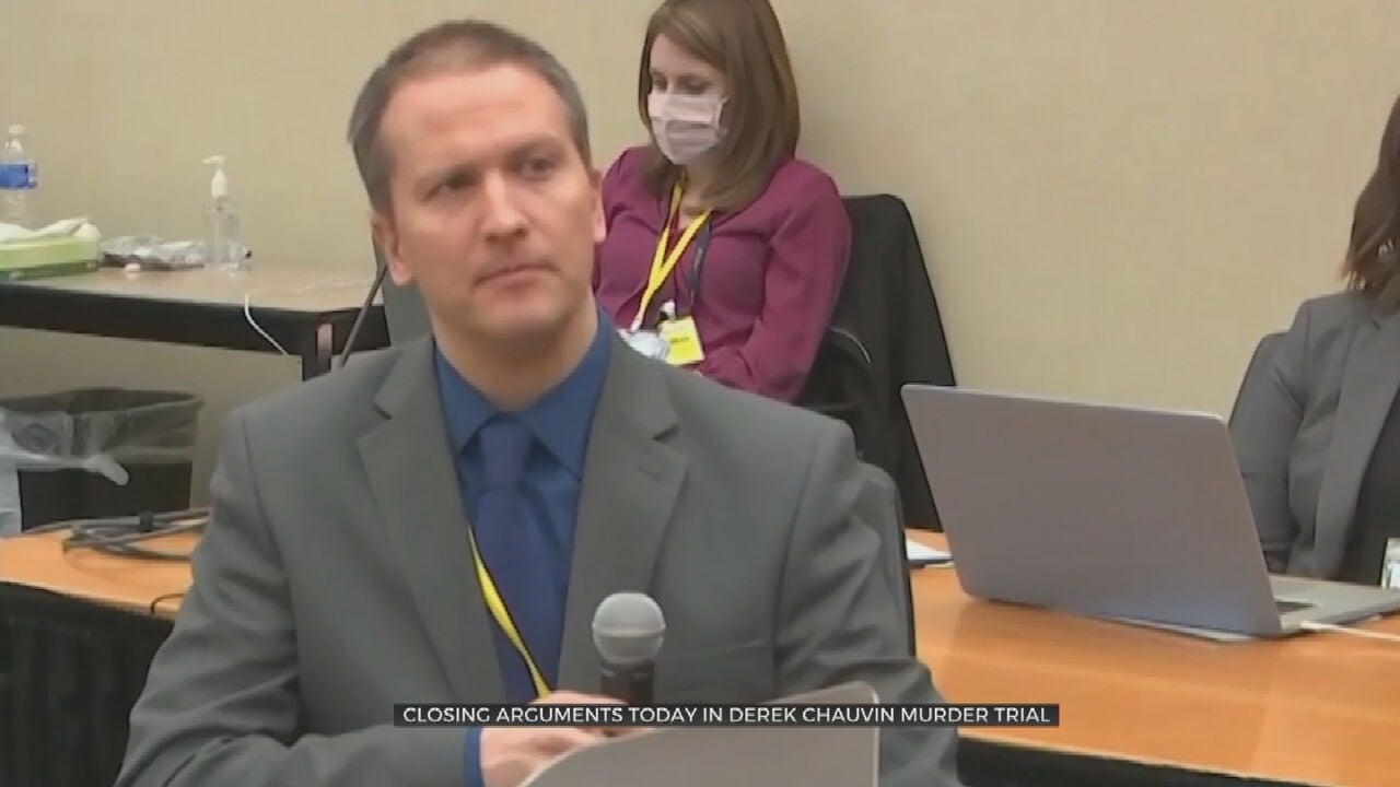 LIVE BLOG: Closing Arguments Underway In Derek Chauvin Trial