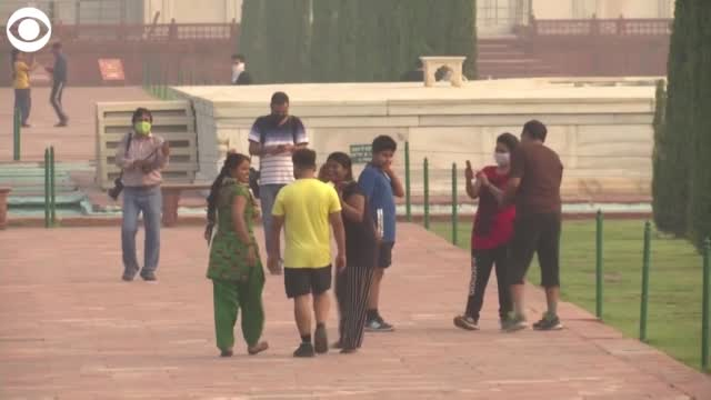 Watch: Taj Mahal Reopens After Closing To Visitors For 6 Months Due To COVID-19