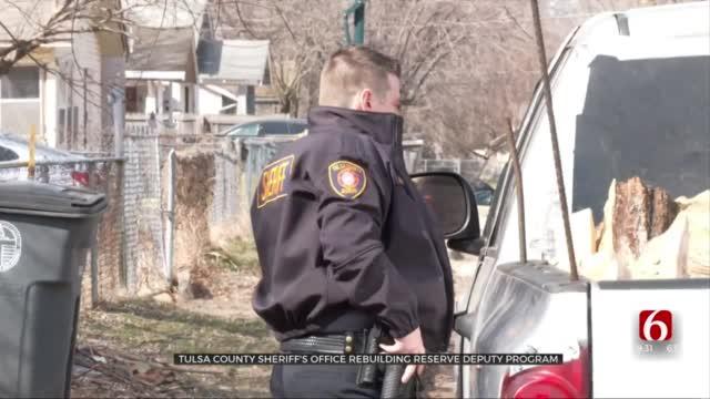 Tulsa County Sheriff's Office Rebuilding Reserve Deputy Program