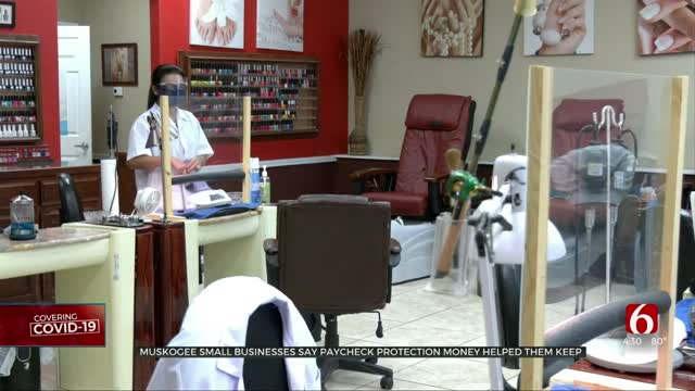 Paycheck Protection Program Loans Help Muskogee Business Through COVID-19 Pandemic
