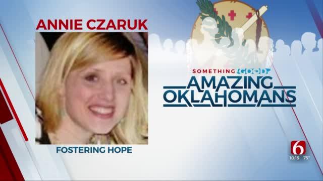 Amazing Oklahoman: Annie Czaruk