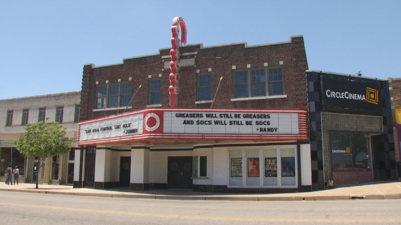 Circle Cinema To Be Recognized For It's Role In 'The Outsiders' Movie