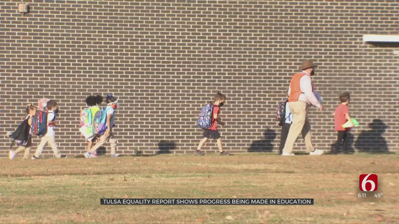 Tulsa Equality Report Indicates Improvement In Education, Still Long Way To Go