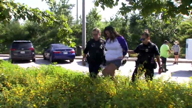 Woman Arrested After Leading Police On Chase Through Tulsa, Creek County