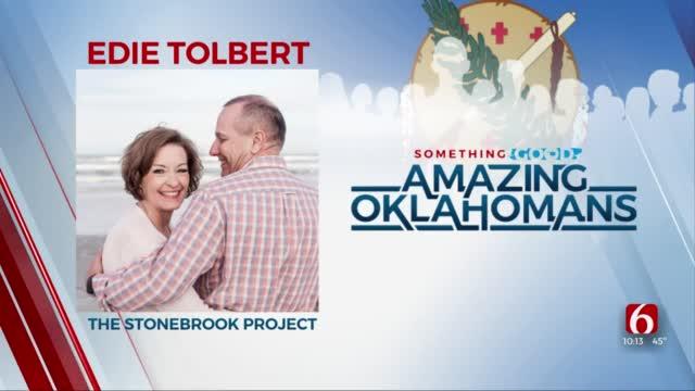 Amazing Oklahoman: Edie Tolbert
