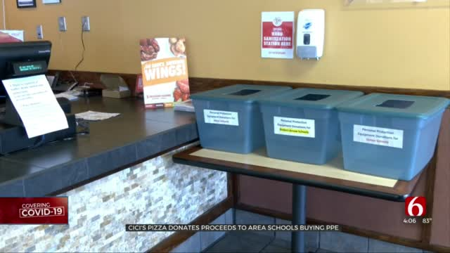 Area CiCi's Pizza Holds Fundraiser For Schools, Donating Portion Of Proceeds