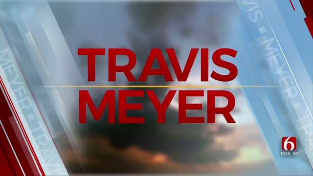 Tuesday Forecast With Travis Meyer