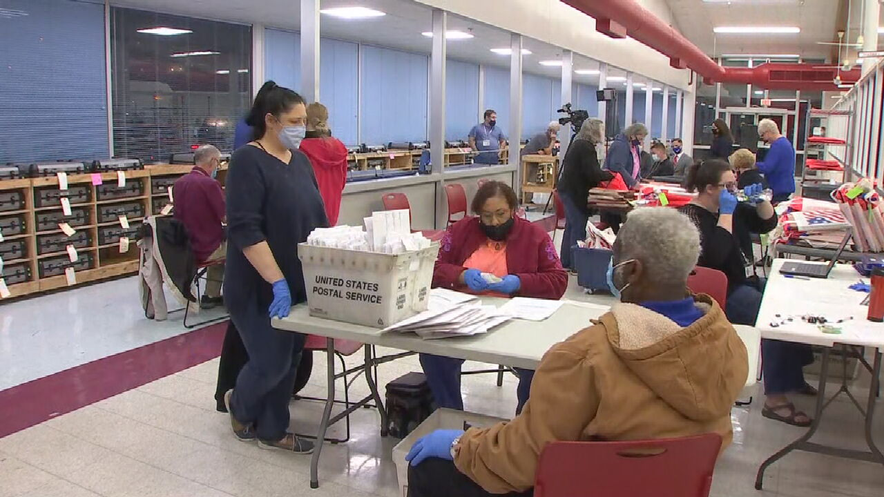 Oklahomans Set New Record For Voter Turnout