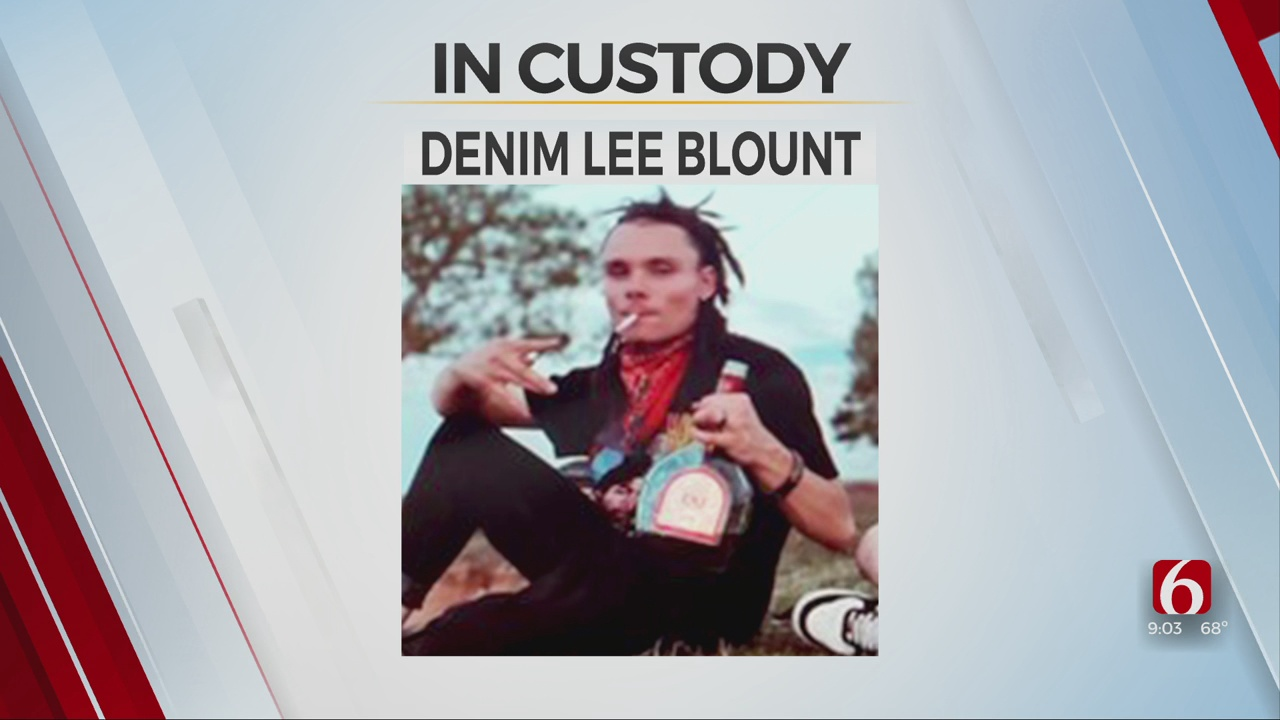Tulsa Man Wanted For Questioning Related To Double Murder Turns Himself In