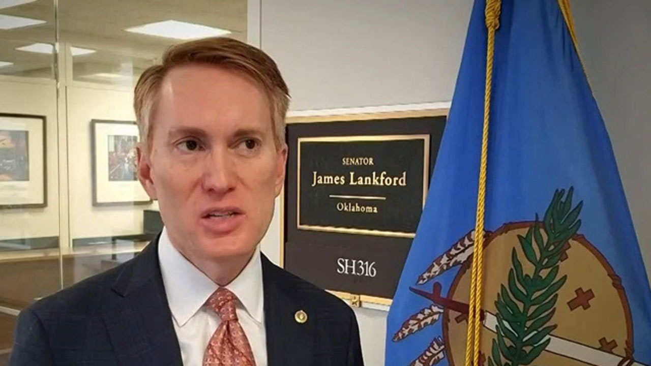 Sen. Lankford Reassures Security Of Election, Urges Patience For Results