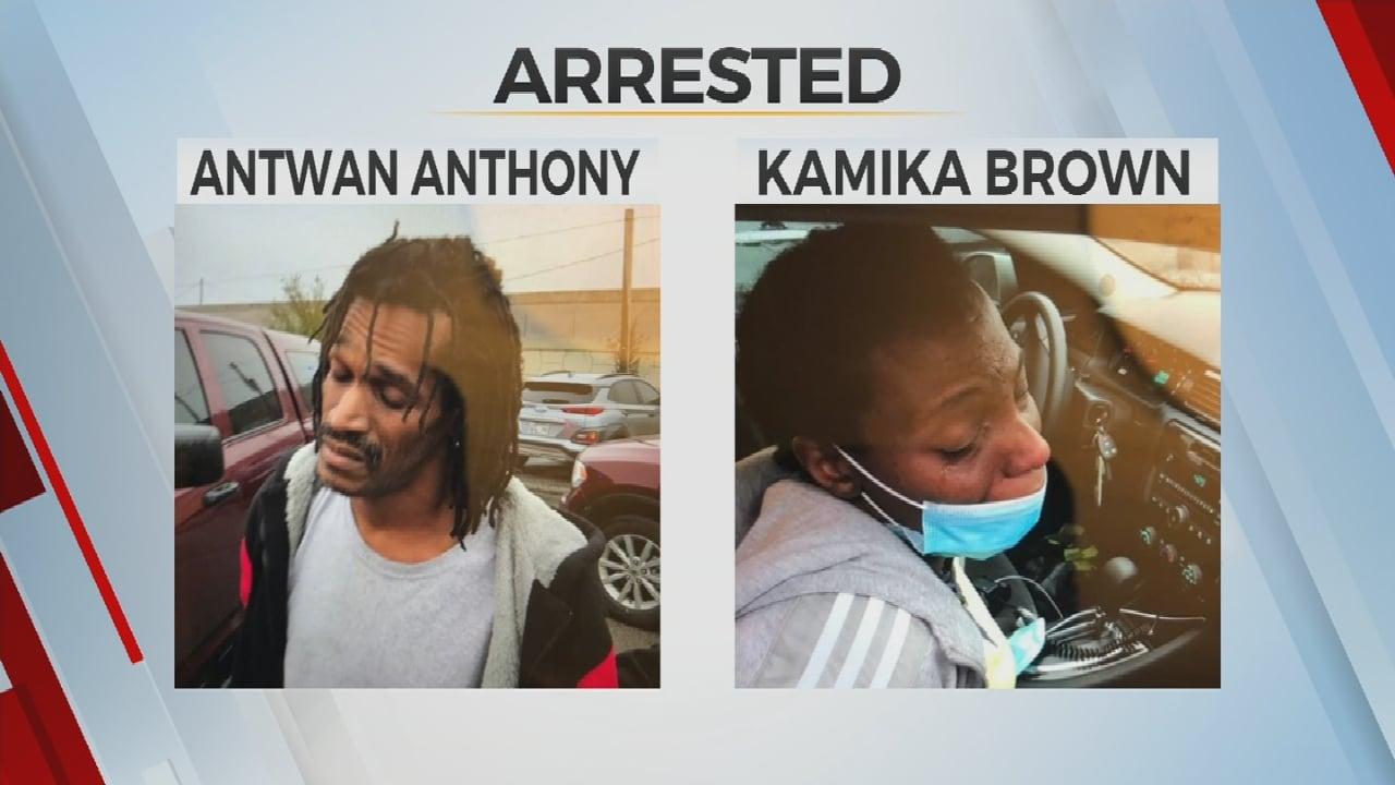 U.S. Marshals In Tulsa Arrest Missouri Fugitives Wanted For Child Abuse