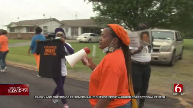 Family, Friends Of Inmates Call For Communication At Correctional Center