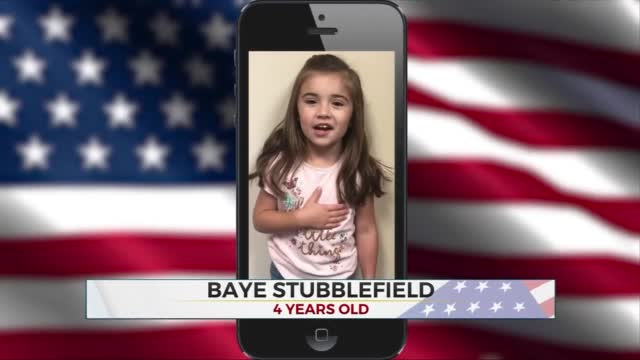 Daily Pledge: Baye Stubblefield