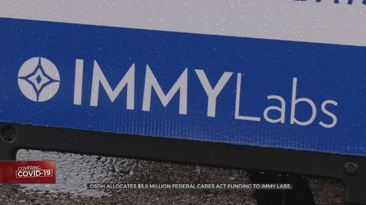 IMMY Labs Receives More Funding To Ensure COVID-19 Testing Through Holiday Season