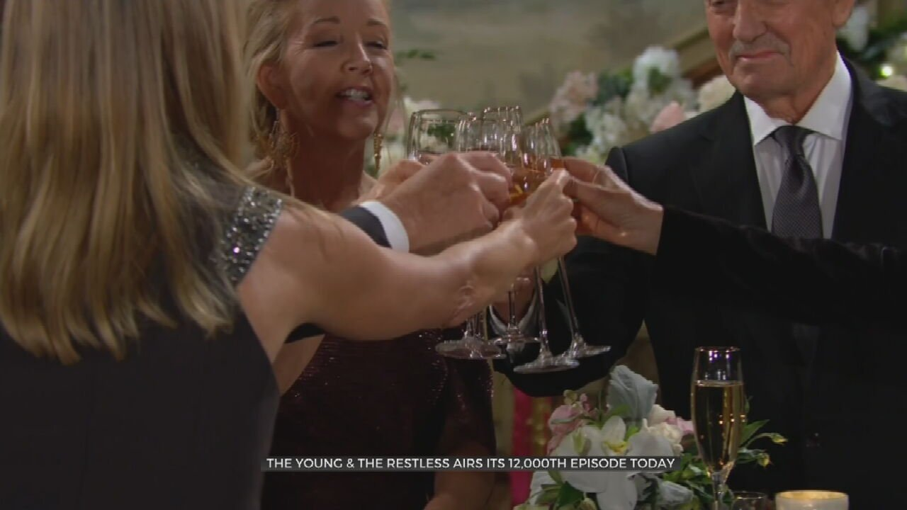 Soap Opera 'The Young And The Restless' Celebrates 12,000 Episode