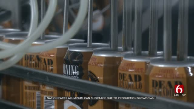 Tulsa Brewery Sees Canned Beer Sales Increase, Opening New Taproom