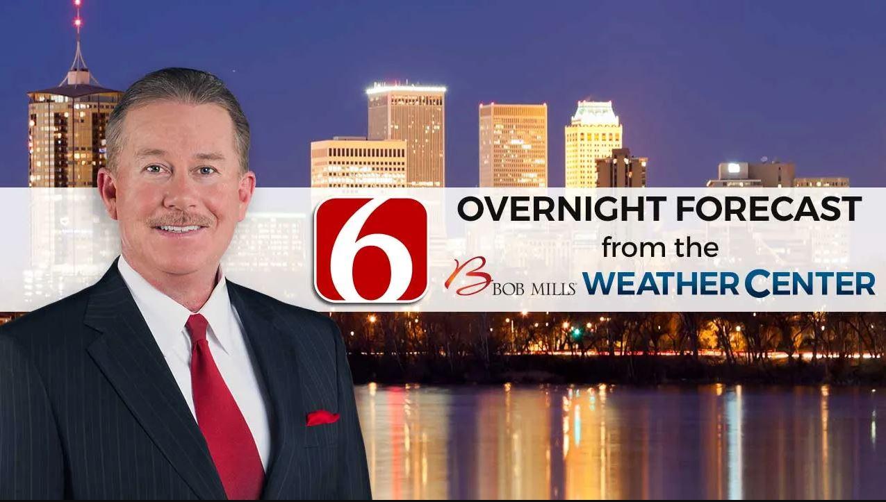 Saturday Evening Forecast With Travis Meyer