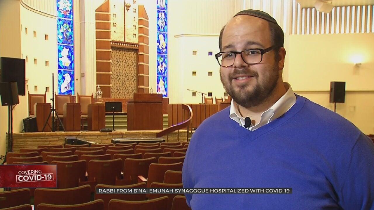 B'nai Emunah Synagogue Rabbi Hospitalized With COVID-19