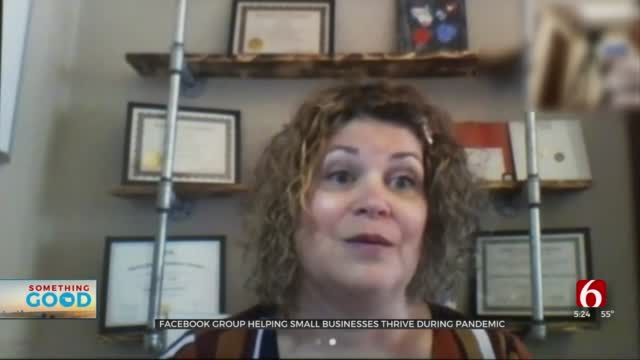 Local Small Business Owner Credits Facebook Group For Survival Through Pandemic