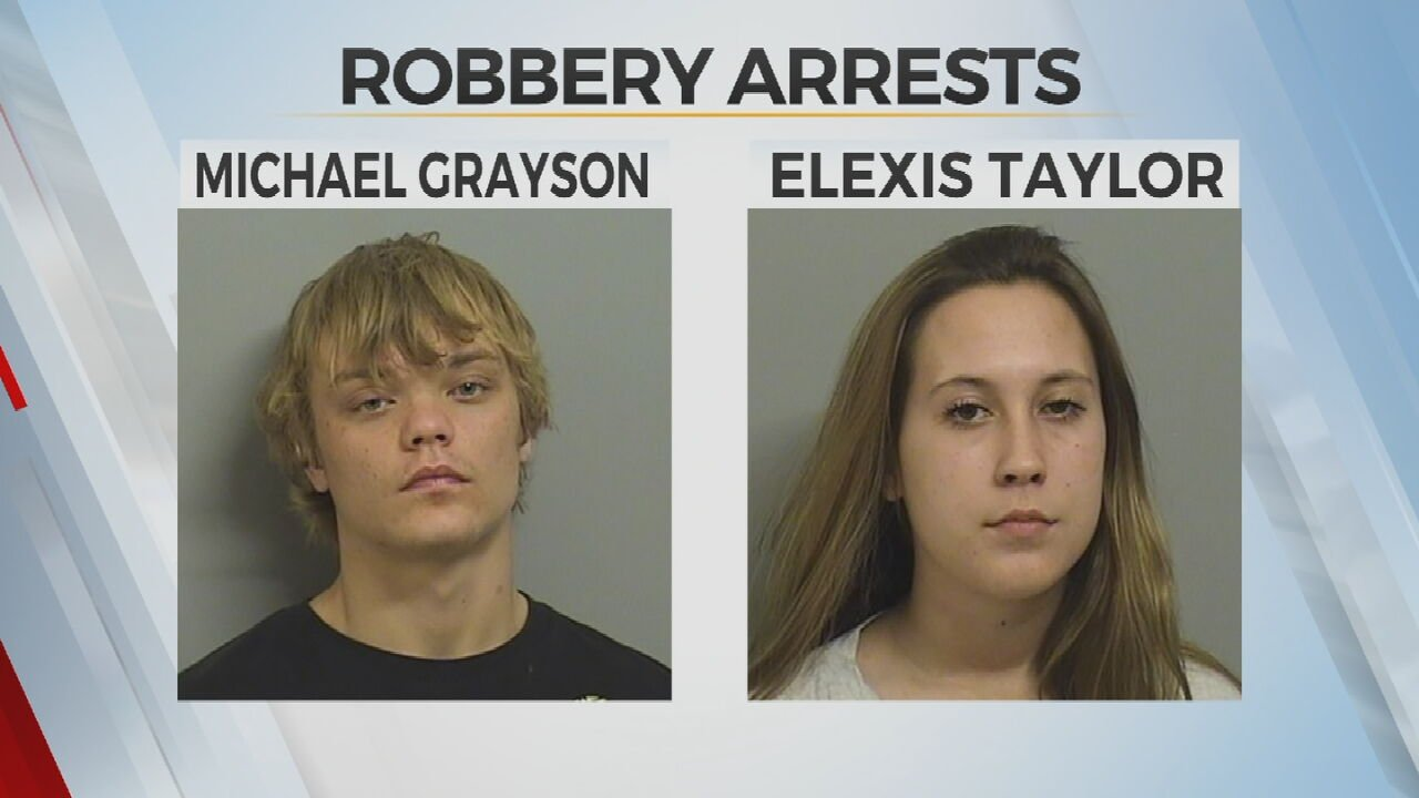 Tulsa Police Say Drug Deal Led To Armed Robbery; 2 Teens In Custody