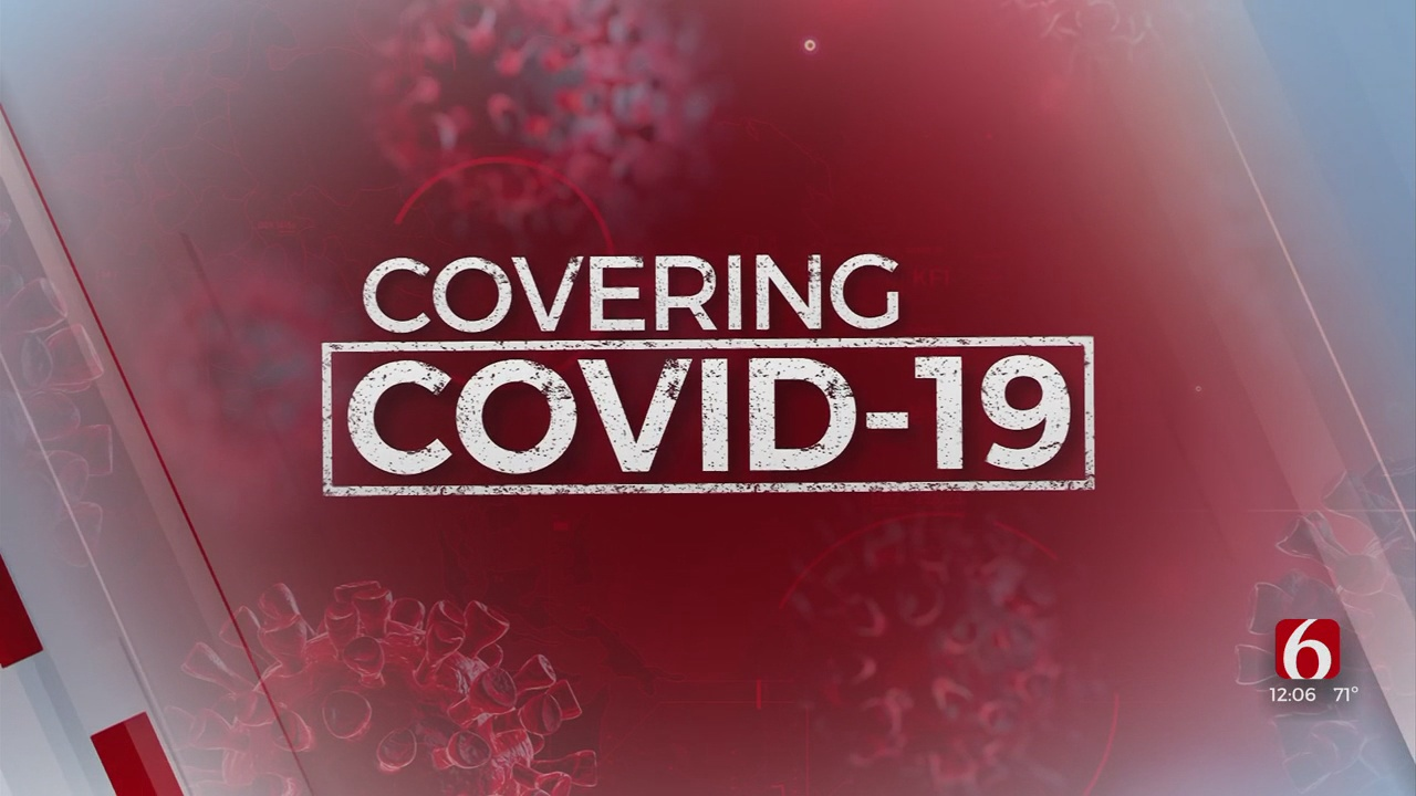 OSDH: 4,919 New COVID-19 Cases Reported Since Friday; Provisional Death Count Not Updated On Monday