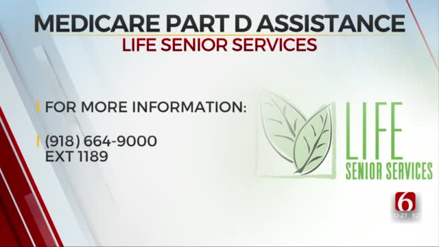 WATCH: LIFE Senior Services Offers Medicare Open Enrollment Tips