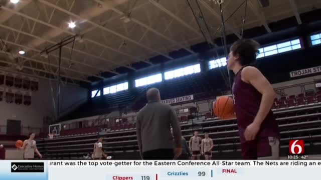 Jenks Hoops With High Postseason Hopes After COVID Halted Run Last Year