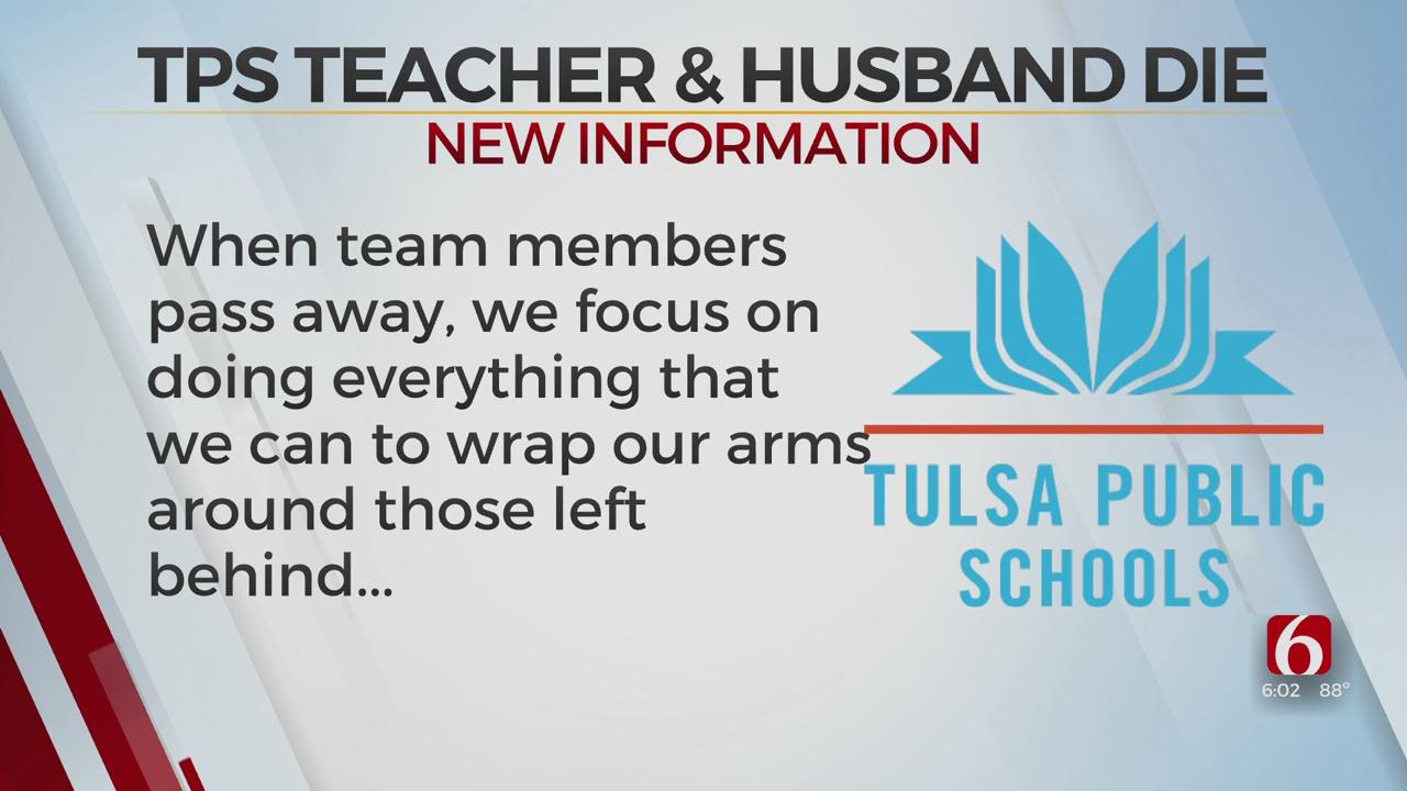 Tulsa Public Schools Teacher, Husband Die Of COVID-19