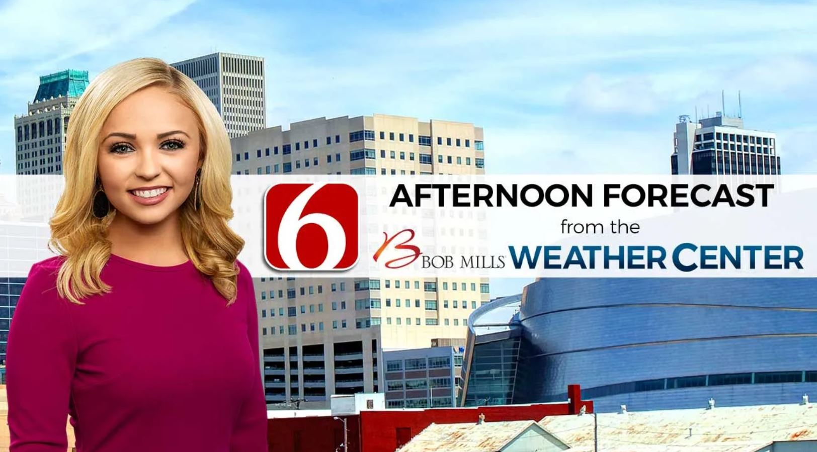 Christmas Day Afternoon Forecast With Kendall Smith