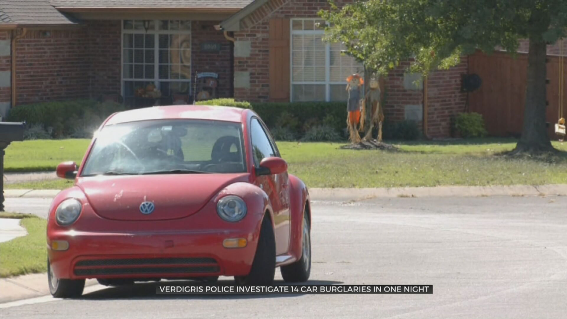 Verdigris Police Urge Vigilance After 14 Car Burglaries In One Night