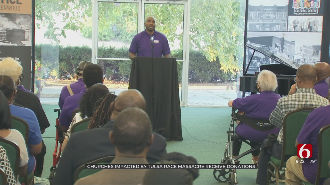 11 Tulsa Churches Impacted By Race Massacre Honored