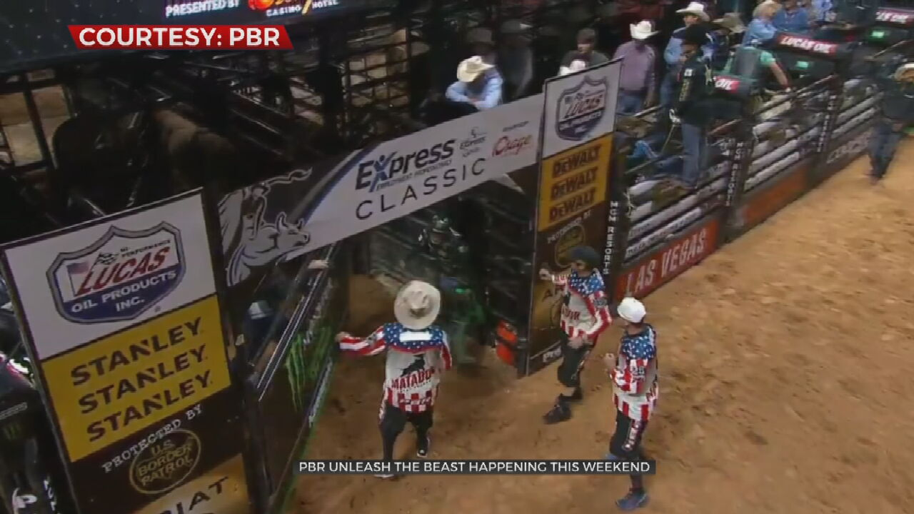PBR Bullfighters From Oklahoma Share Unique Connection