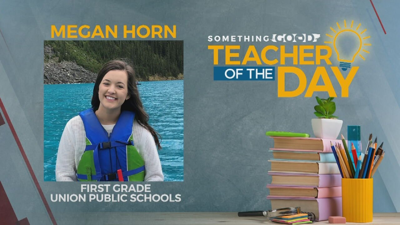 Teacher Of The Day: Megan Horn