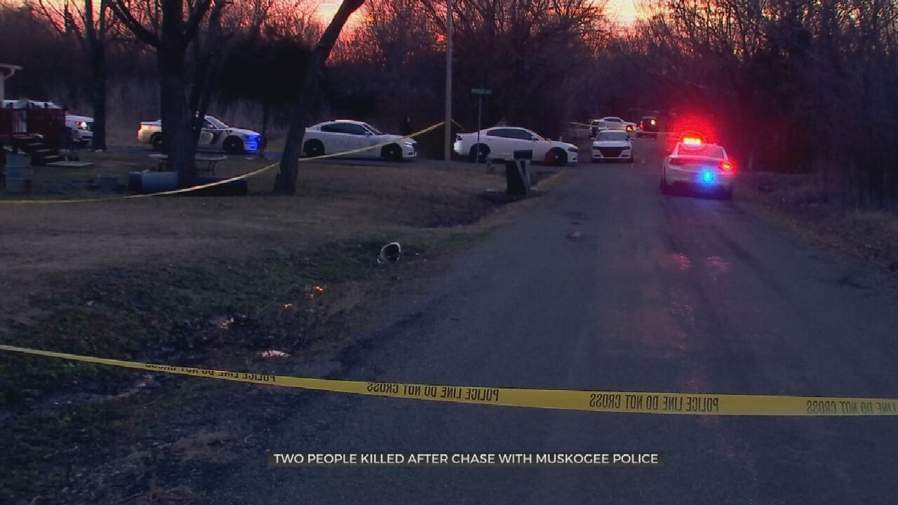Witness Shares Her Account Of Muskogee Officer Involved Shooting