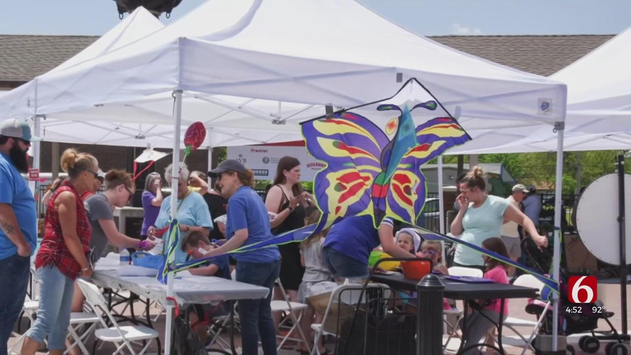 Broken Arrow Rose Festival Returns For Free Family Fun