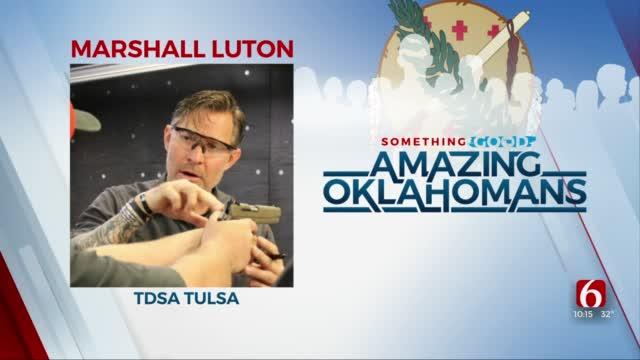 Amazing Oklahoman: Marshall Luton