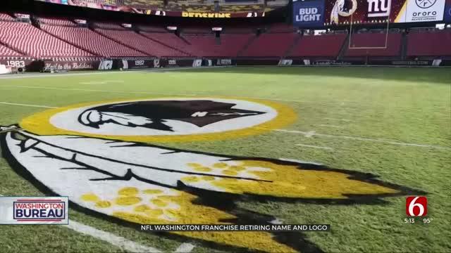 NFL Washington Franchise Retiring Name, Resonates With Some In Oklahoma