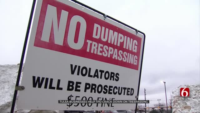 TPD Sees Uptick In Dangerous Crime At 51st, Memorial; Local Businesses Frustrated