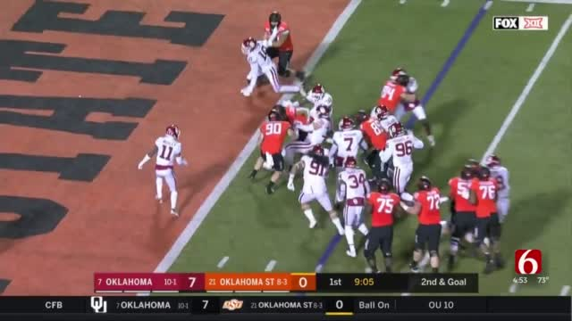 Watch: What To Watch For During Bedlam Game
