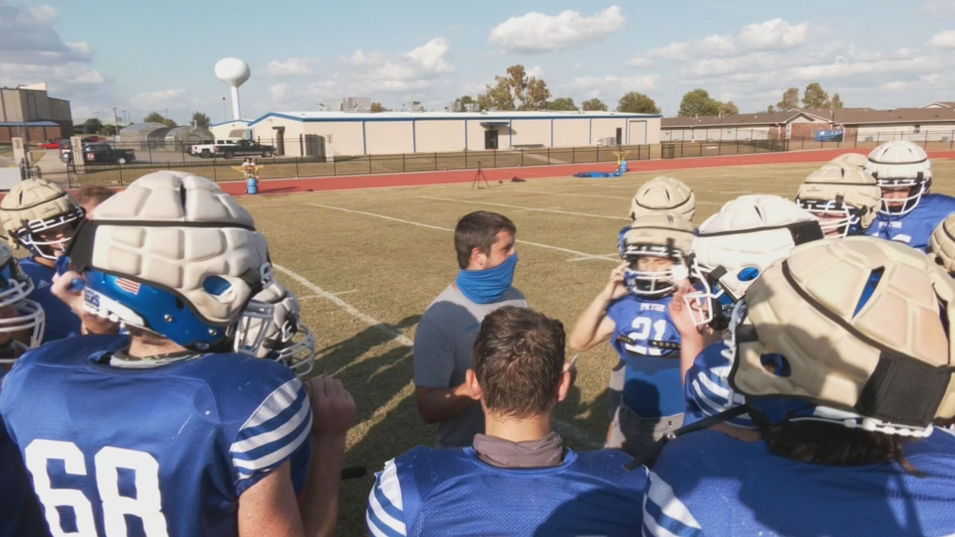 Pryor Relies On Quick Tempo As They Seek To Keep Undefeated District Record