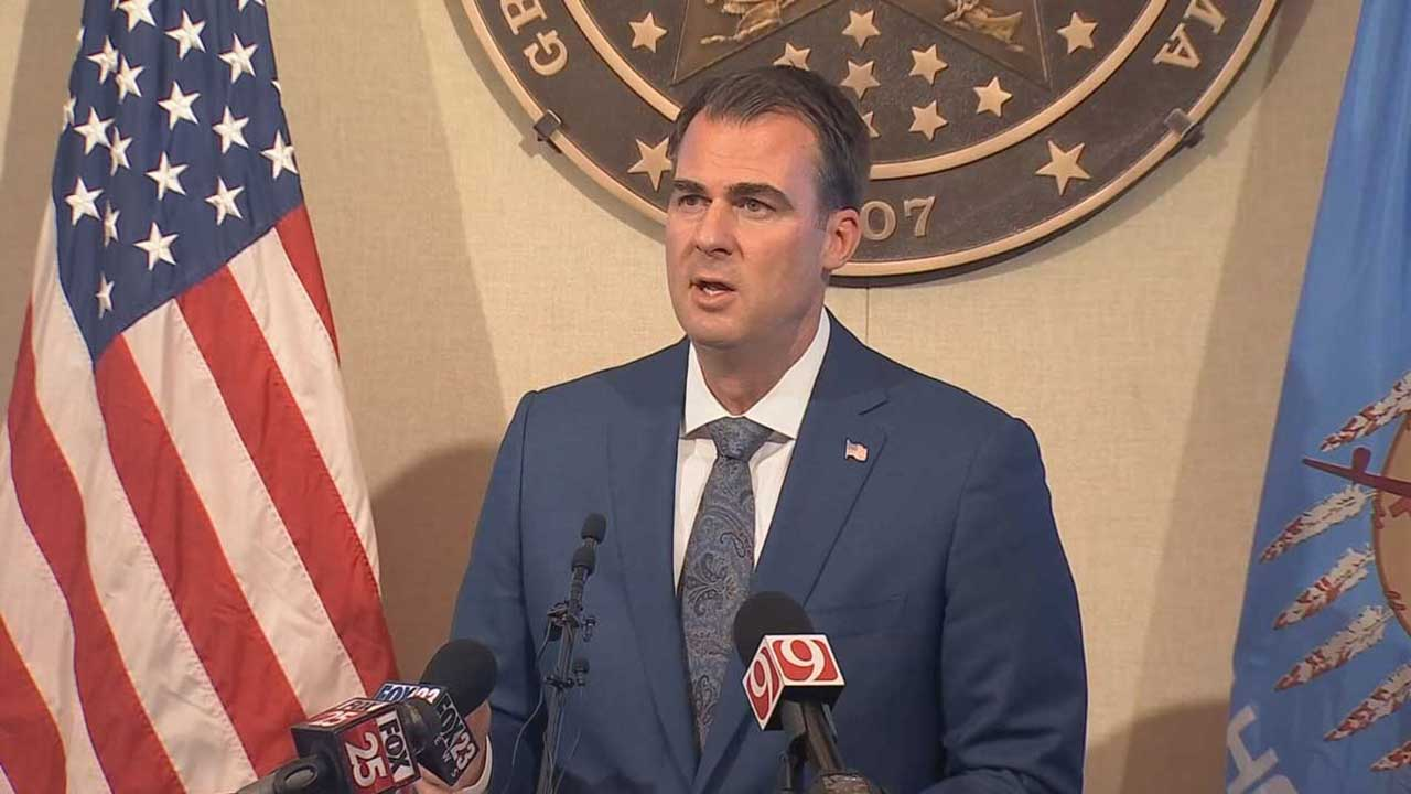 Gov. Stitt Requests Federal Disaster Declaration As Freezing Temps Continue