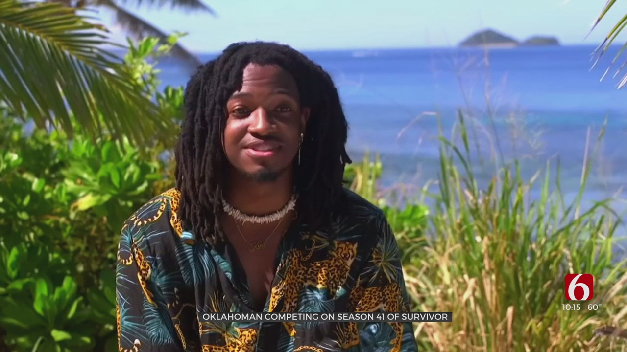 One Of Oklahoma's Own To Compete In Survivor's 41st Season