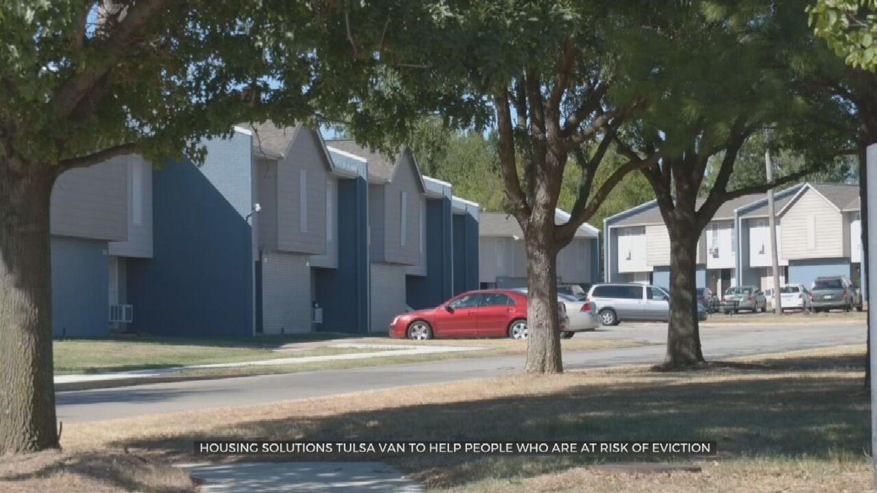 Tulsa Housing Solutions Bringing Eviction Help Directly To The Community